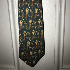 Vintage Salvatore Ferragamo tie
